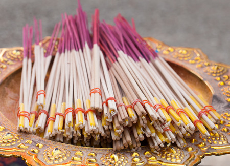 The incense photo