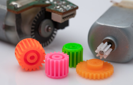 toy gear and motor