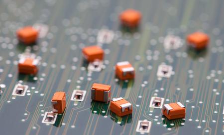proto: orange capacitor
