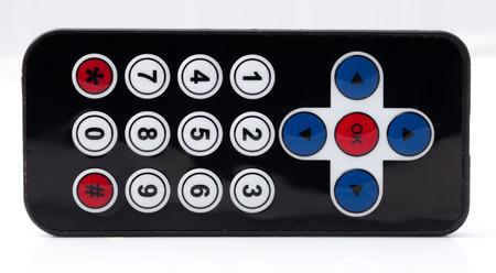 Black Remote Controle