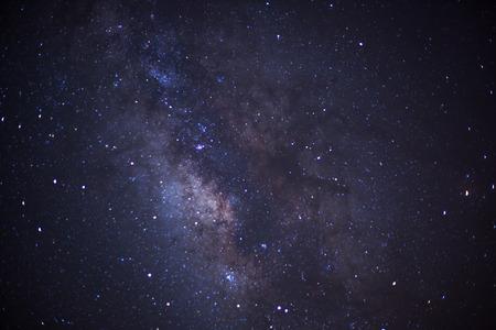 universum: Close-up der Milchstraße, über Sternverfolger, geräuscharm hoher Qualität gemacht. Lizenzfreie Bilder