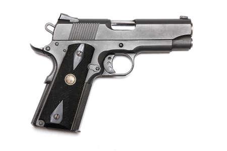 Weapon series. 1911-family handgun with 4.3