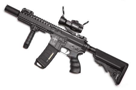 AR15 M4A1 custom build carbine made by Vltor Firearms