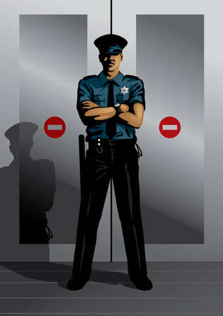 Profession set: security guard - visit my gallery for more professions.