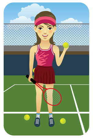 majors: Sport series: Tennis player - Vector EPS8. You can use any vector compatible software to openmodifyuse the file. The different graphics are on separate layers so they can be easily edited individually. Scalable to any size without loss of quality.