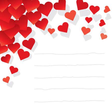 sobres para carta: Carta de amor. Ilustraci�n de vector de mi colecci�n de Love. Para obtener m�s informaci�n, visite mi cartera. Vectores