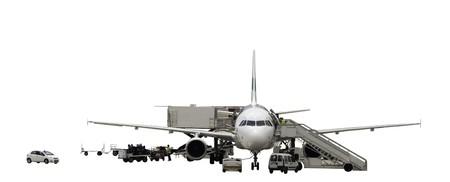 maintenance of aircraft at the airport in Varna, Bulgaria