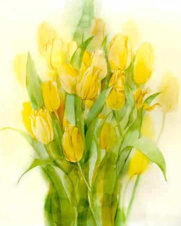 belarus: Watercolor, paper. Artist - Tanya Kazantseva, Belarus, Minsk. Creation date - 2010
