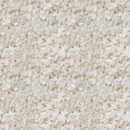 Rice polished. Seamless texture in high resolutions Stock Photo