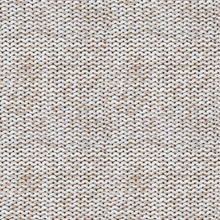Seamless texture of knitting wool Stock Photo