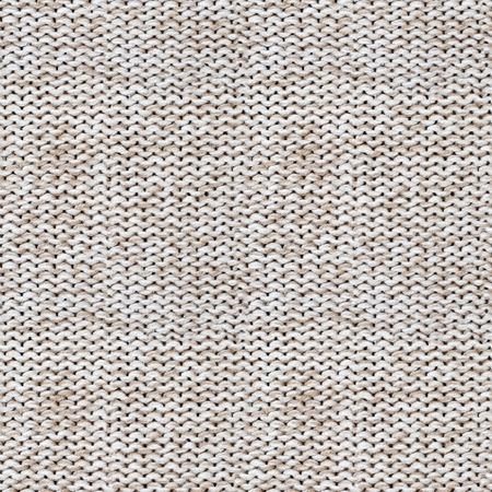 Seamless texture of knitting wool Stock Photo