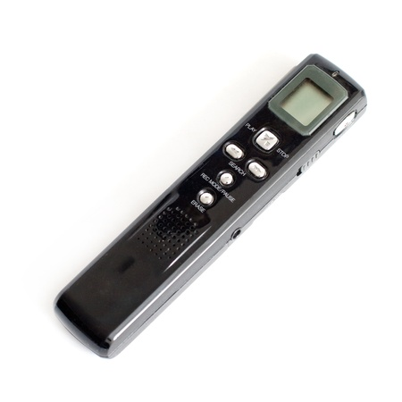Electronic Audio Recorder Stock Photo - 17717162