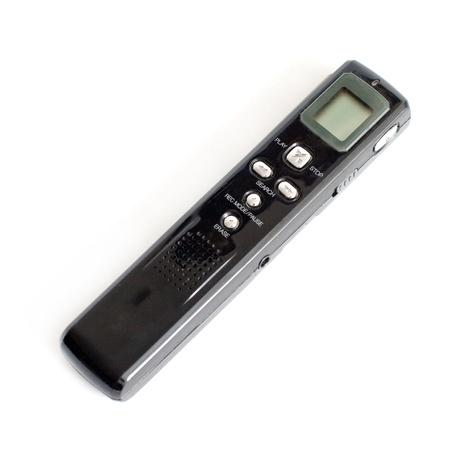 Electronic Audio Recorder Stock Photo - 17717162