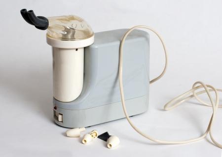 old Soviet nebulizer photo