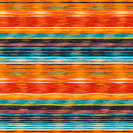 mexican background: Textile Detail Background. Seamless texture Stock Photo