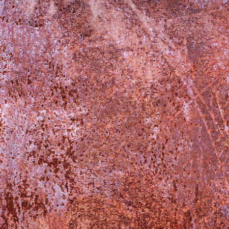 rusted background: Background of red texture of Rusted steel