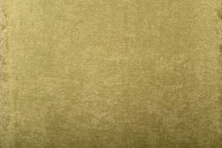 The background is light green velour lint, structurally not uniform, fabric.