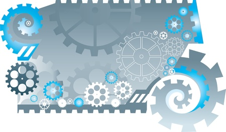 gearings: Background, mechanisms  Illustration