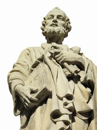 Saint Peter statue Stock Photo - 10692329