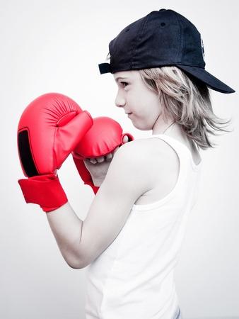 兒童拳擊手套