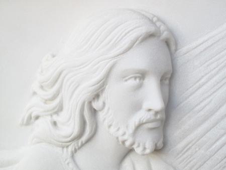 白色大理石墓碑耶穌基督 版權商用圖片 - 11535340