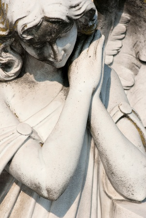 weeping angel: angel