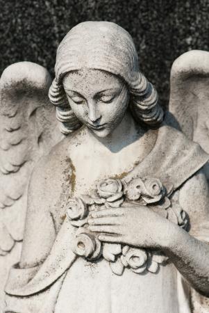 天使 版權商用圖片 - 12602681