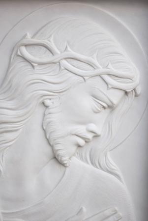jesus praying: jesus christ