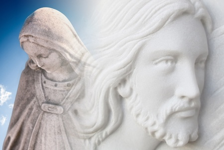 jungfrau maria: Jesus Christus und Jungfrau Maria Editorial