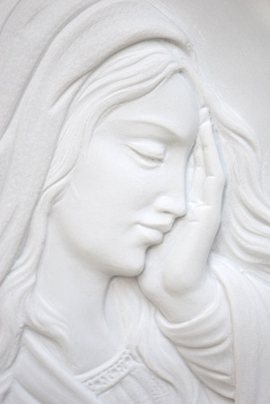 virgen maria: dolor
