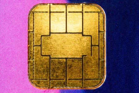 微芯片 版權商用圖片 - 14088685