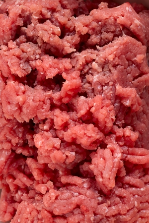 ground beef photo