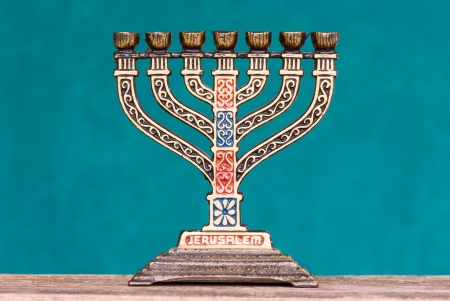 menorah photo