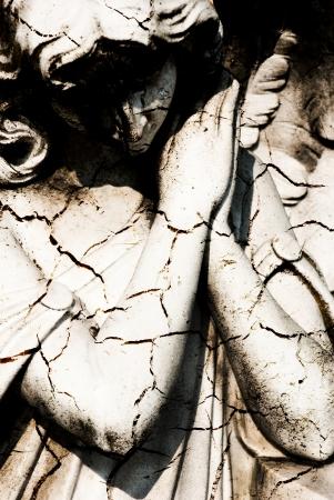 christian angel: �ngel oscuro