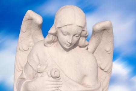 天使 版權商用圖片 - 15356889