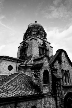 loci: Temple of victory - San Pellegrino Terme - Lombardy - Italy