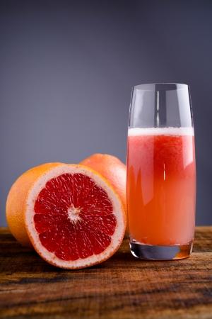 紅西柚汁 版權商用圖片 - 16812396