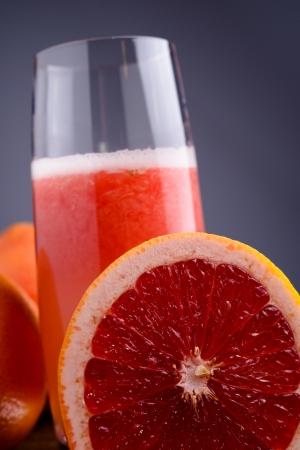 紅西柚汁 版權商用圖片 - 16812388
