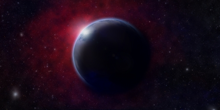celestial body: birth of a new planet
