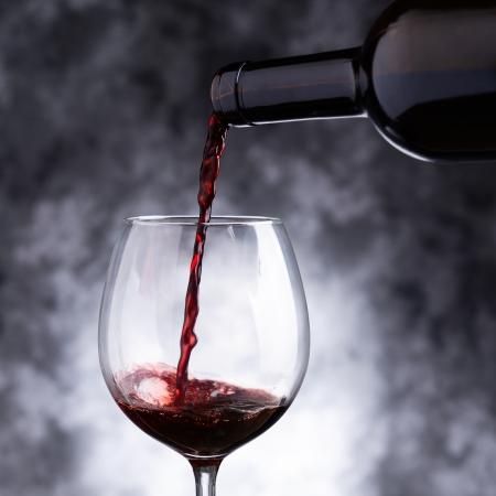 紅葡萄酒 版權商用圖片 - 19552552