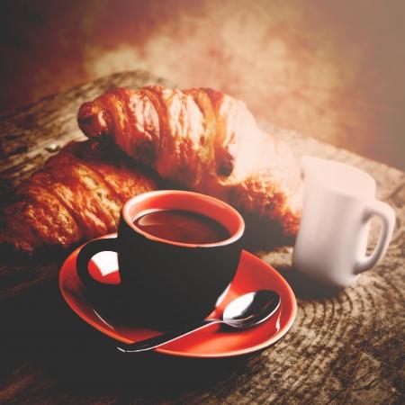 Delicioso desayuno italiano Foto de archivo - 23063198