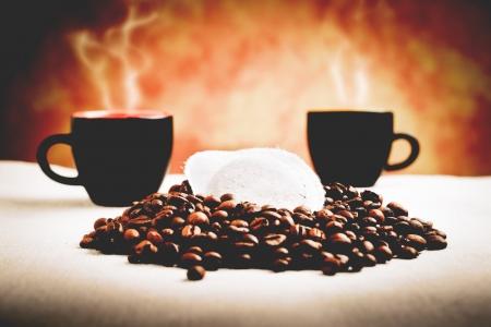 coffee capsule photo