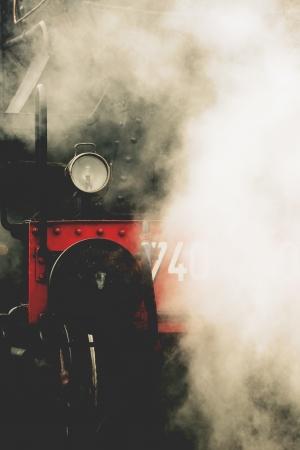 Old train Zdjęcie Seryjne