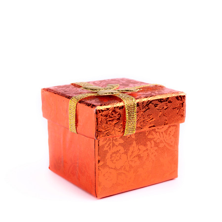 altruism: Gift pack Stock Photo