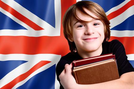 學習英語 版權商用圖片 - 25799565
