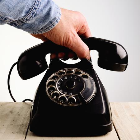 calling photo