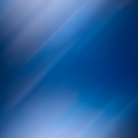 moved: blue turquoise moved blurred background Stock Photo