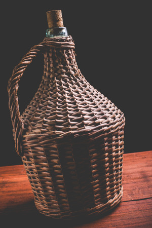 carboy: little wine carboy