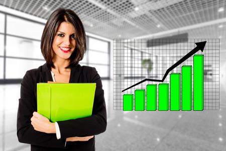 業務增長 版權商用圖片