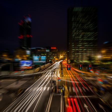 米蘭城小夜燈